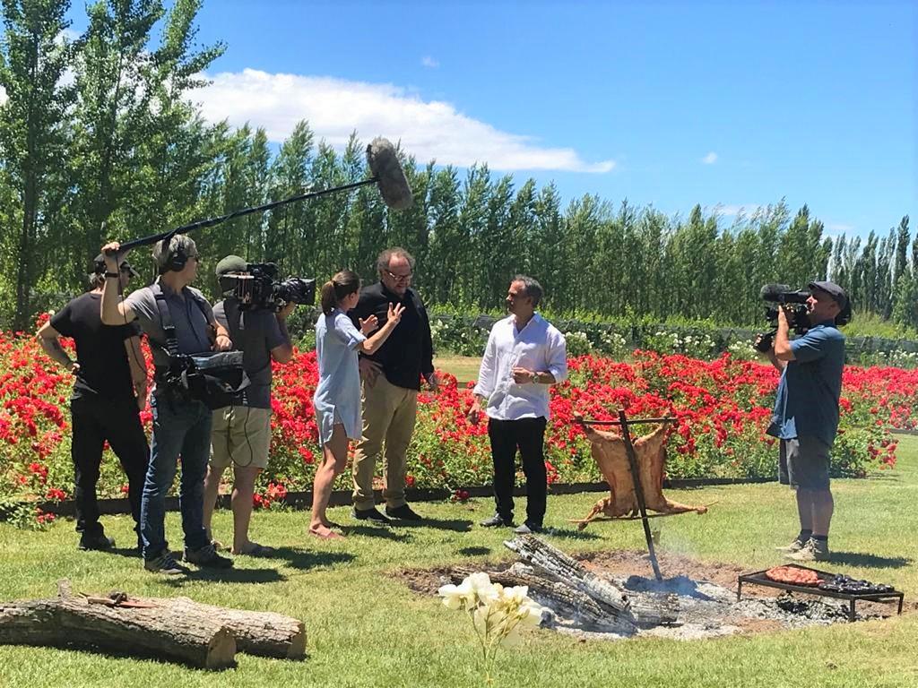Fixer in Argentina Neuquen Un Chef a la cabane